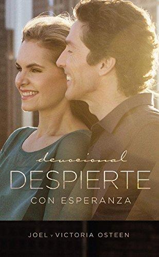 Despierte con esperanza: Devocional (Spanish Edition) [Joel Osteen - Victoria Osteen] (Tapa Dura)