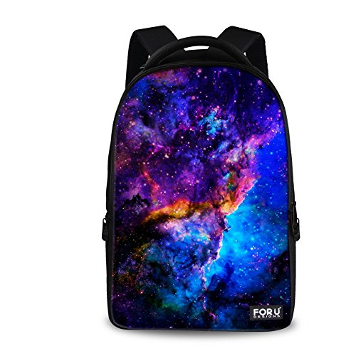 DESIGNS Galaxy Casual Backpack Outdoor