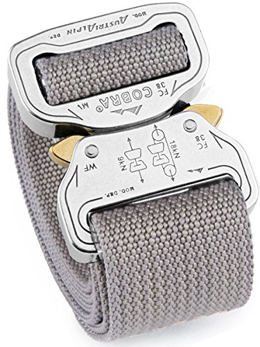 Cobra Quick Release Buckle Men's Cobra Belt - 1.5