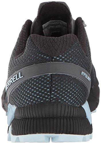 de Black Merrell Chaussures Peak Noir Agility Femme Trail qtt1B