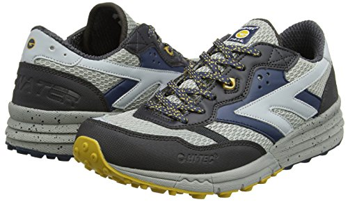 Corsair tec Pour 054 De Hi gris Charcoal Chaussures Badwater Hommes Gris Fitness fBvqH7