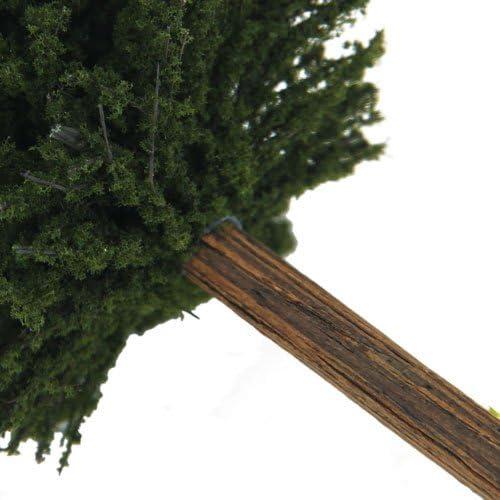 1本 模型用 松木 建築鉄道電車模型 高さ7.87インチ Scale: 1/40