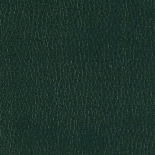 Plastex Fabrics Flannel Backed Faux Leather Deluxe Dark Green