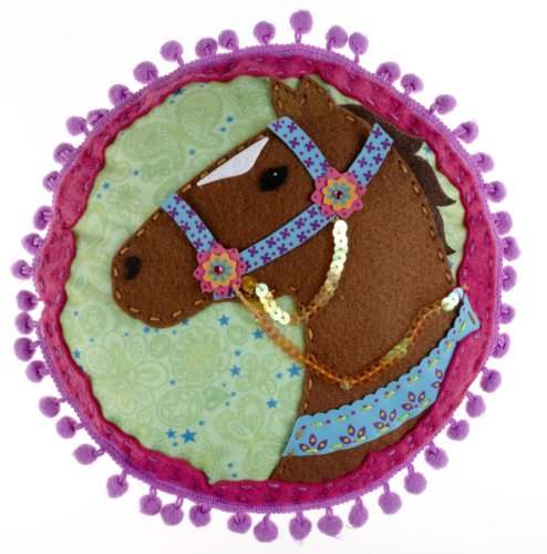 American Girl Crafts Horse Pillow - Horse Craft