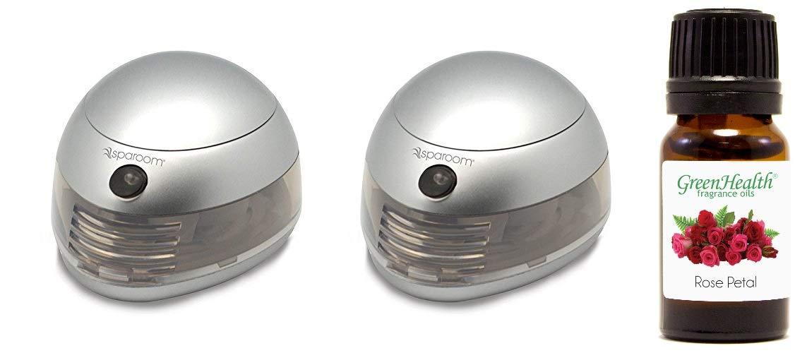 SpaRoom Aromafier Ultrasonic Diffuser (2-Pack)
