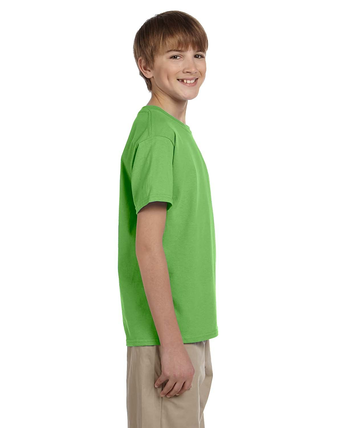 Fruit of the Loom Big Boys5 Pack Crew Neck Tee