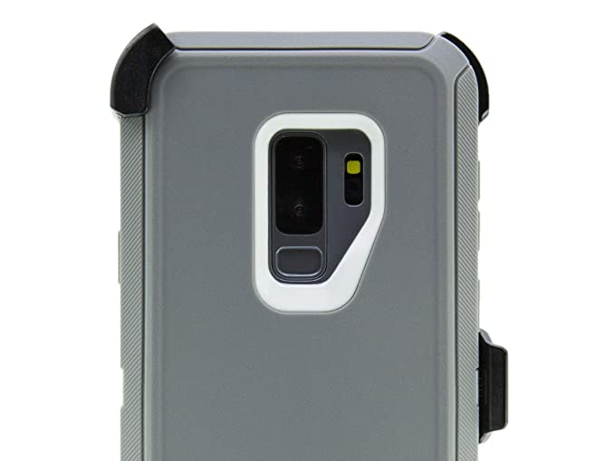 newest 24eec 7e4f7 Amazon.com: OtterBox Defender Case for Samsung Galaxy S9 with Belt ...