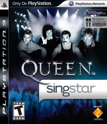 SingStar Queen - Stand Alone - Playstation ()