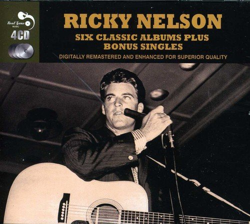 Ricky Nelson - Lonsome Town(All Time Greatest Hits) - Zortam Music