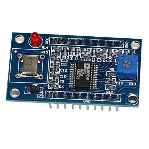 D DOLITY AD9850 DDS信号発生器モジュール 0〜40 MHz 正弦波/方形波信号生成 1個