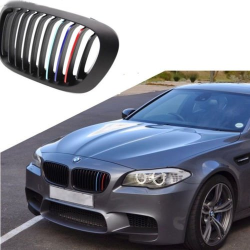 Price comparison product image MoeWoods(TM) Grille Sport Stripe 3 Colors Decal Vinyl Sticker For BMW M3 E39 E46 E90