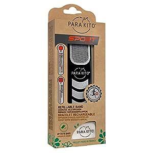 PARA'KITO® Mosquito Band - Sport Edition (Black)