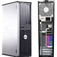 Dell OptiPlex 745 Intel Core 2 Duo 1800 MHz 1 Terabyte Serial ATA HDD 8192mb DDR2 Memory DVD ROM Genuine Windows 7 Professional 64 Bit Desktop PC Computer