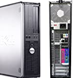 Dell Optiplex 755 INTEL Core 2 Duo 2300MHz 400Gig Serial ATA HDD 4096mb DDR2 Memory DVD ROM Genuine Windows 7 Home Premium 32 Bit Desktop PC Computer