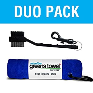 Greens Towel Duo Pack