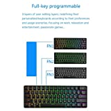 GK61 Mechanical Gaming Keyboard - 61 Keys Multi