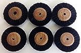Meta Dental Products 211-225 Lathe Brush Wheel Wood