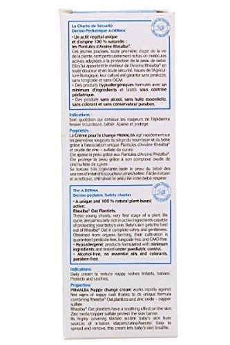 A-Derma Primalba Baby Change Cream 100ml: Amazon.es: Salud y ...