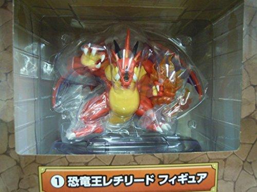 With monster strike dinosaur king Rechirido figure serial code by -
