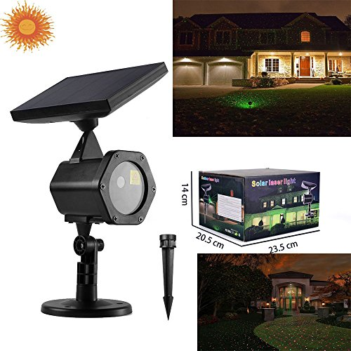 Laser Landscape Lighting