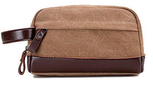 FBUIBC181464 serale Marrone Donna Shopping AllhqFashion Tela Nero Borsa Divertimento Pochette wIp4SOq0