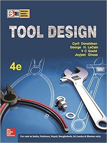 Tool Design Book