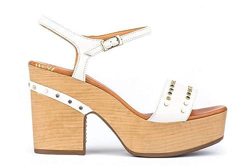 Zapatos Mujer Sandalias Negro Pedro Miralles es 16310 40Amazon q3A5Rj4L