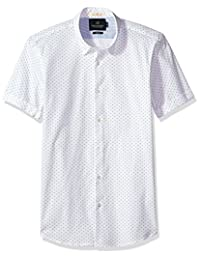 Scotch & Soda Classic Cotton Shortsleeve Mens shirt