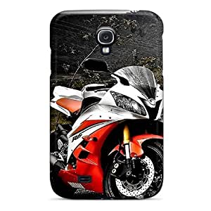 Tpu Shockproof/dirt-proof Yamaha R6 Cover Case For Galaxy(s4)