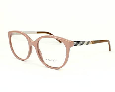 1ec4d2e95703 BURBERRY Eyeglasses BE 2142 3281 Nude 53MM  Amazon.co.uk  Clothing