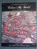 img - for Colour My World - Easy Piano Solo with Lyrics Sheet Music book / textbook / text book