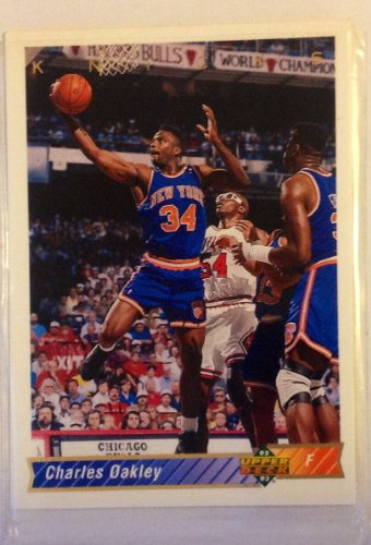 Charles Oakley(92-93) #216 Upper - Oakley Chicago Stores