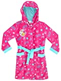 corn clothes - Shopkins Girls' Kooky Cookie, D'Lish Donut & Poppy Corn Robe Size 8