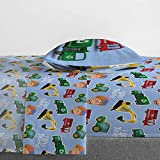 Jay Franco Blippi Machine Fun 4 Piece Toddler Bed