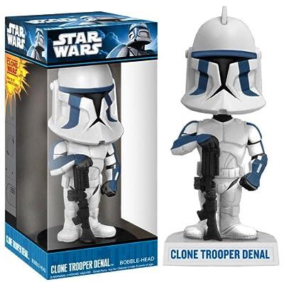 Funko Clone Trooper Denal Wacky Wobbler