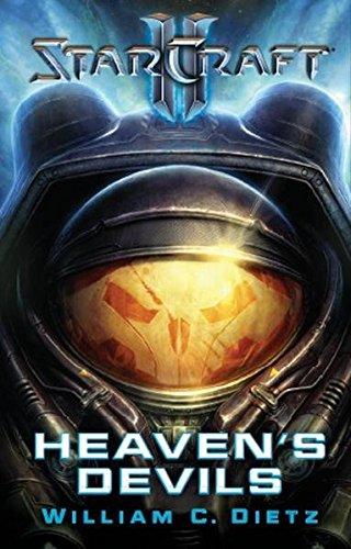 StarCraft II: Heaven`s Devils (Roman zum Game)