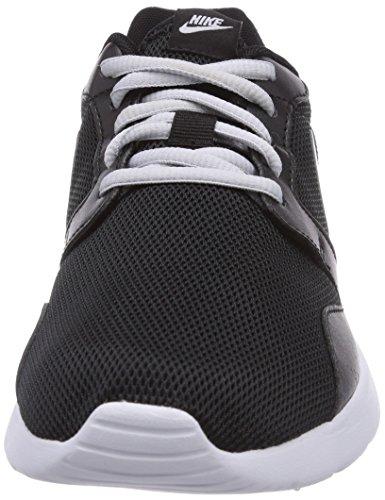 NIKE Womens Kaishi Athletic Shoe Black/Metallic Platinum-white mQHIJ