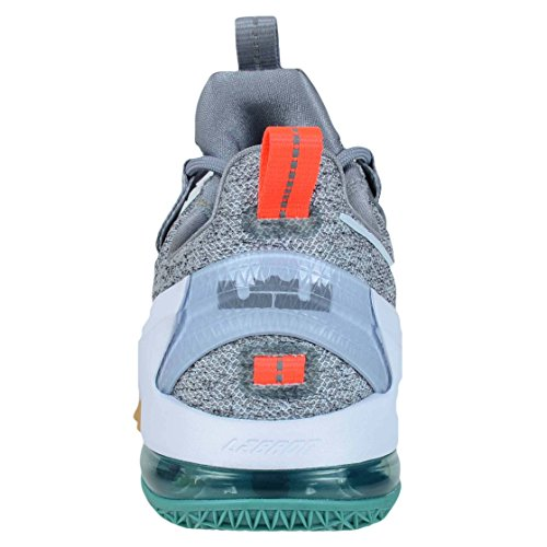 Crimson Low Lebron Nike Ball Espadrilles Noir Furtif XIII Blanc bright Basket de Homme R7Ewq1xfE