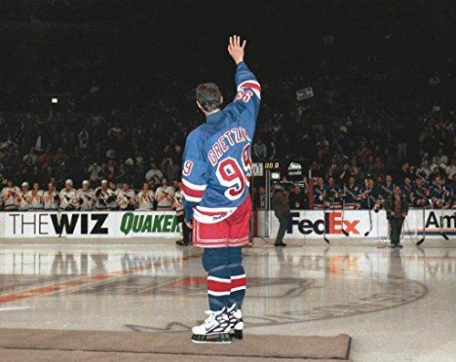 Hockey Wayne Gretzky