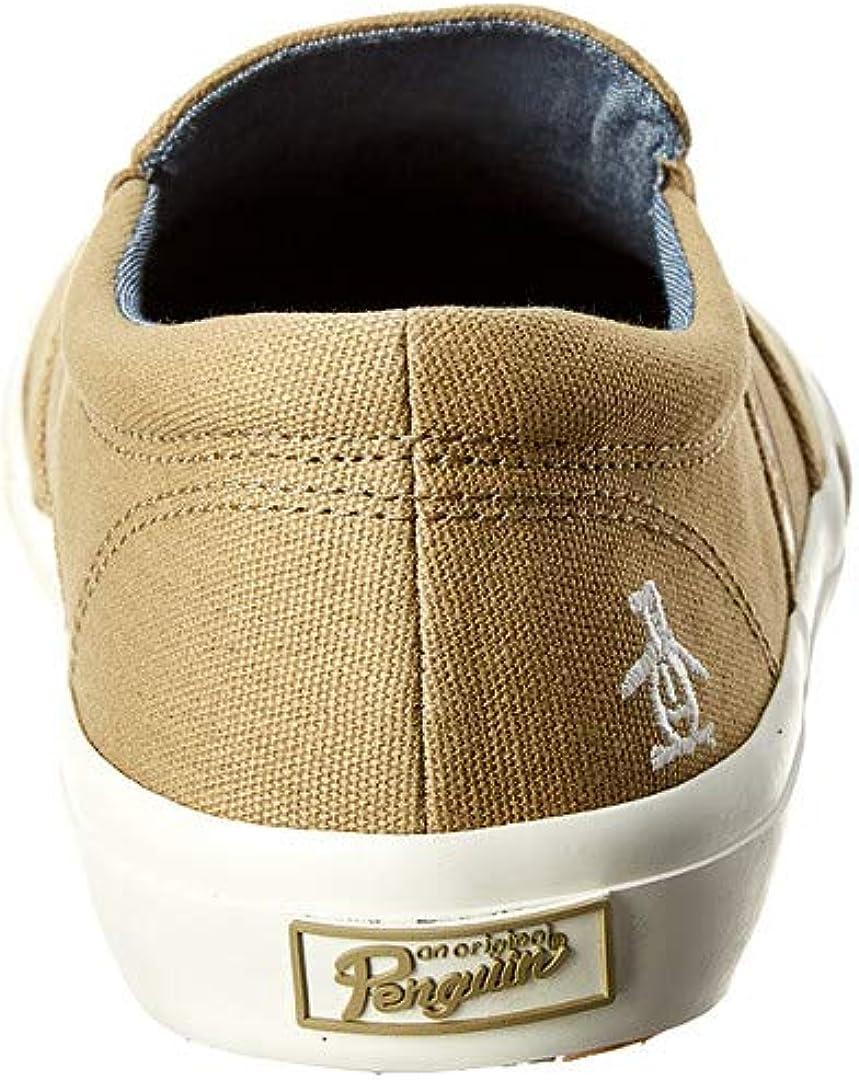 Brown Original Penguin Milton Sneaker 9