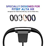 Cablor Charging Charger Cables for Fitbit Alta Band