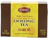 Dynasty Tea, Oolong, 1.13-Ounce (Pack of 6)