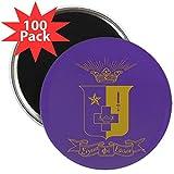 CafePress - Sigma Phi Epsilon Crest Magnets - 2.25'' Magnet (100 pack)