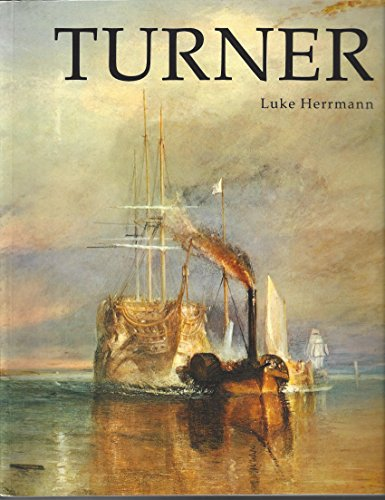 Watercolor William Turner (Turner: Paintings, Watercolors, Prints And Drawings (A Da Capo paperback))