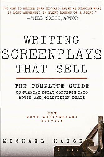 buy writing screenplays that sell new twentieth anniversary edition