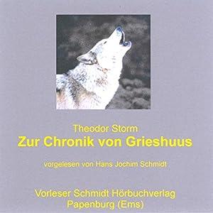 Zur Chronik von Grieshuus Hörbuch