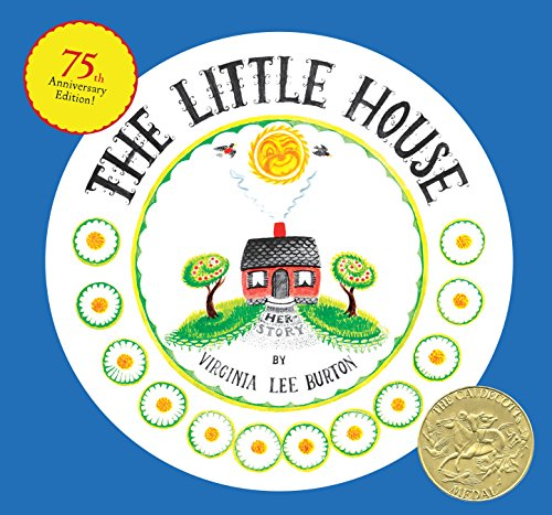 The Little House 75th Anniversary Edition (Read Along Book & CD)