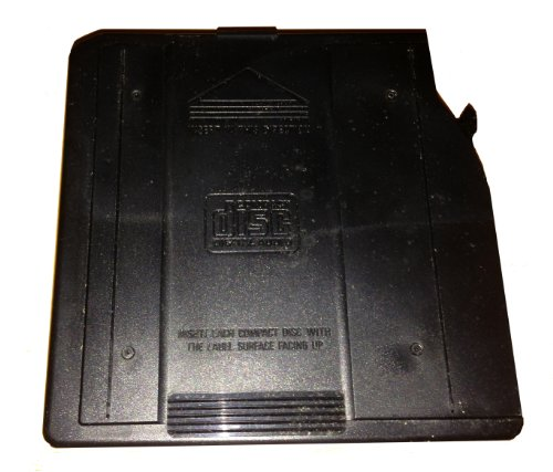Bmw 6 Disc Cd Changer Magazine Cartridge 8 364 931