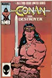 Conan The Destroyer (#1 in a 2 Issue Limited Series, 1)