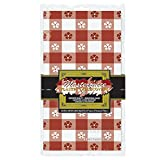 Gingham Table Cover (Pack of 12)